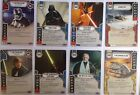 Star Wars Destiny Awakenings Legendary Card with Dice Selection