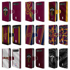 OFFICIAL NBA CLEVELAND CAVALIERS LEATHER BOOK WALLET CASE FOR BLACKBERRY ONEPLUS