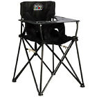 ciao! baby Lightweight Portable Folding Highchair w/ Camping Beach Carrying Bag