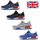 Santa Monica Polo Club Mens Sports Lace Up Trainers Active Gym Footwear Shoes
