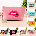Toiletry Holder Cosmetic Makeup Pouch Pencil Case Bag Purse