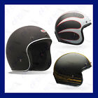 NEW Bell Custom 500 Carbon Motorcycle Helmet Ace / RSD / Solid All Sizes $399.95 USD on eBay