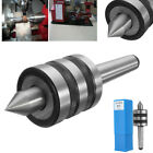 MT0/MT1/MT2/MT4 Lathe Live Center Revolving Morse Taper Triple Bearing Turning