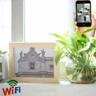 720P wifi P2P Pinhole Camera Photo Frame Covert Motion Detection DVR Camcorder