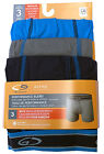 "C9 By Champion BOYS' Boxer Briefs 3-Pack ""DUO DRY  ACTIVE PREFORMANCE"" NEW"