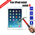 9H Premium Tempered GLASS Screen Cover HD Protector Film for iPad 2 3 4 Air Mini