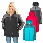 Trespass Starstruck Womens Waterproof Jacket Hooded Padded Coat for Ladies
