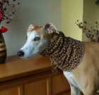 WHIPPET ,LURCHER , PUPPY FLEECE SNOOD HOODIE , DOG HAT ANY SIZE .NEW