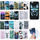 New Shockproof Ultra-thin Slim Soft TPU Silicone Case Cover For Various Phones