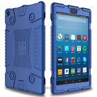 kindle fire hd case amazon - For Amazon Kindle Fire HD 8 2017 Protective Case Shockproof Soft Silicone Cover