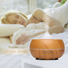 Home Air Aroma Essential Oil Diffuser LED Ultrasonic Aromatherapy Humidifier