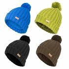 Trespass Thorns Mens Hat with Pom Pom  for Winter and Autumn