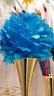 16 inches Large Feather Balls Wedding Centerpeice Decoration Pomanders 10 colors