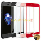 Full Coverage Tempered Glass Shield Protector Film for Apple iPhone 7 7 Plus USA
