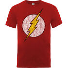 The Flash T-Shirt - Classic Comic Book Logo DC Comics Great gift for any fan