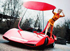 1969 Fiat Abarth 2000 #1 - Promotional Photo Poster