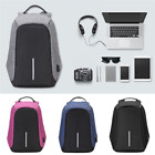 Multi-function Waterproof Laptop Backpack Rucksack Travel Bag With USB Charger