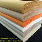 10pcs Chinese Rice Paper Long Fiber Xuan Paper Calligraphy Painting Handmade