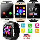blackberry smart card - NFC Smart Wrist Watch Bluetooth Unlocked SIM Card Phone For Android Smartphones