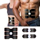 Healthy Muscle Trainer Gear Abs Fit Home Exercise Shape Body Building Fitness ED