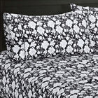 Agnes Floral Sheets 100% Cotton Printed Fitted + Flat Sheet + Pillowcases image