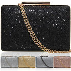 Boxed Shaped Women Clutch Prom Bridal Sparkling Ladies Evening Girl Party Clutch