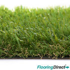 Clearance Artificial Grass 30mm Fairford Green Garden Realistic Astro Turf Lawn