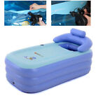 Blow Up Inflatable Bathtub Bath Tub Adult New Bath PVC Portable Spa Bath Tub USA