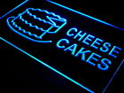 "16""x12"" i483-b Cheese Cakes Shop Cafe Ad Adv Neon Sign"