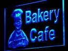 "16""x12"" i951-b Bakery Cafe Shop Bread Cake NEW Neon Sign"