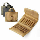 Rifle Nylon Ammo Pouch Shell Holder W/14 Cartridge Belt Loop For .410 308 45-70