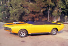 1967 Dodge Dart GT Convertible Daroo I Concept Car - Promotional Photo Poster $14.99 USD on eBay