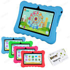 xgody 7 quad core android tablet pc hd wifi webcam 8gb for kids children gift