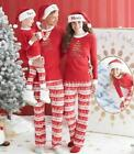 mother daughter matching pajamas - Family Christmas Pajamas Family Matching Clothes Mother Daughter Sleepwear New