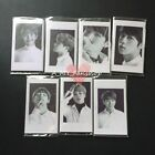 BTS wings tour face photo collection Fanmade lomo card set Geschenk Karte Kpop