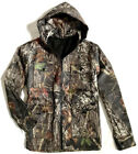MENS WATERPROOF BREATHABLE COAT Tree camo gents warm double layer country jacket
