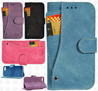 For Apple iPhone 8 & 8 PLUS Premium Slide Out Pocket Wallet Case Pouch Cover