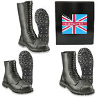 Undercover Boots Steel Toe Rangers 10 14 20 Hole Stiefel Skinhead Gothic Punk