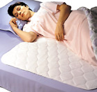 Washable Bed Pads Reusable Mattress Protector Adult Incontinent Pad Waterproof