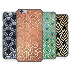 HEAD CASE DESIGNS TEXTURED ART DECO PATTERNS BACK CASE FOR APPLE iPHONE PHONES