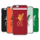 OFFICIAL LIVERPOOL FOOTBALL CLUB KIT 2017/18 BACK CASE FOR APPLE iPHONE PHONES