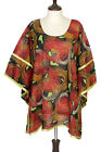 L 1X 2X 3X 4X 5X 6X 7X 8X Cotton Kaftan Caftan Shirt Top Tunic Dress P2059