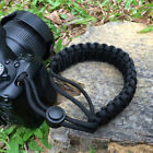 Soft Strong Camera Adjustable Wrist Lanyard Strap Grip Weave Cord FOR Paracord