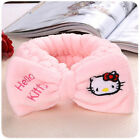 New Cute Kitty My Melody Knitted Headband Winter Warm Hair Accessories Girls