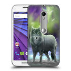OFFICIAL ANNE STOKES WOLVES HARD BACK CASE FOR MOTOROLA PHONES 1
