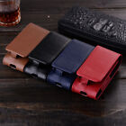 Genuine Leather Carrying Full Protective Case for iQOS Box Holder Storage Pouch