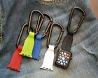 black fob watch - Apple Watch Band Fob Carabiner Clip - Free Shipping