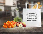 Harry Potter Quote Tote Shopper Shopping Bag Wedding Gift - DE3