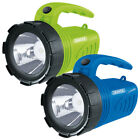 Rechargeable Spotlight Torch (Work Tool Accessory Garage Handheld Battery Light)