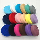 "Внешний вид - 2 5 10 50 100 Yards 1""(25mm) Multirole Fold Over Elastic Spandex Satin Band Ties"